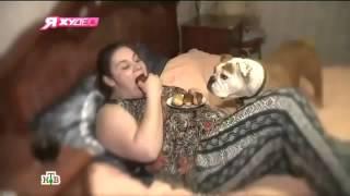 "Доктор Кондрашов и Юлия Русанова на НТВ ""Я Худею"" 3.4."