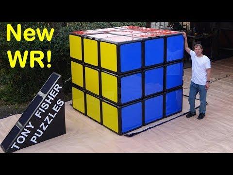 Rubik ukuran besar gede jumbo