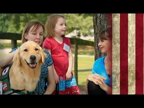 Canine Assistants | American Dog With Victoria Stilwell