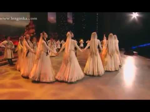 Lezginka: The State Dance Ensemble of Dagestan at Mayo Performing Arts Center