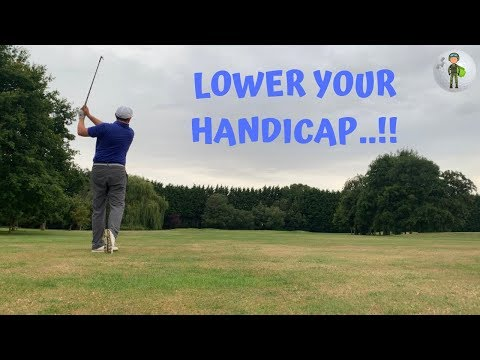 MID HANDICAP GOLF STRATEGY – TIME TO BREAK 90