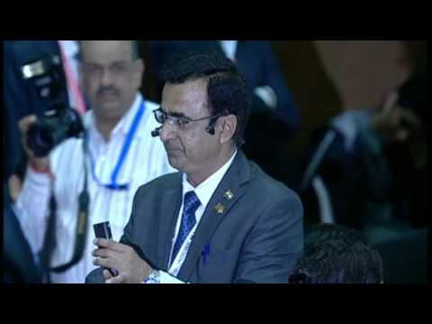 IMA International Management Conclave (Jan, 2014) - Mr. Rakshit Tandon (IAMAI)