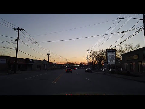 Driving by Wantagh,New York