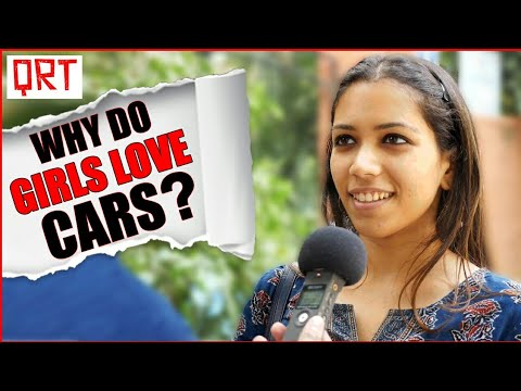 Thumbnail: Do Girls Like Boys With CAR or BIKE ? | Delhi Girls Open Talk | Comedy Video | Quick Reaction Team