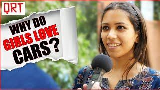 Do Girls Like Boys With CAR or BIKE ? | Delhi Girls Open Talk | Comedy Video | Quick Reaction Team