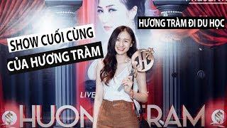 Gặp Hương Tràm tại show diễn cuối cùng tại Hà Nội trước khi đi du học Mỹ   Trần Minh Phương Thảo