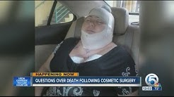 Questions over death following cosmetic surgery