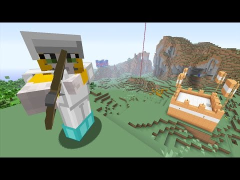 Minecraft Xbox - Battle Challenge - Part 2