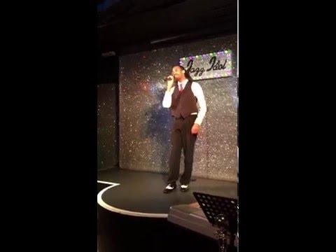 Orlando Bolt - Thats Life - Jazz Idol 2016