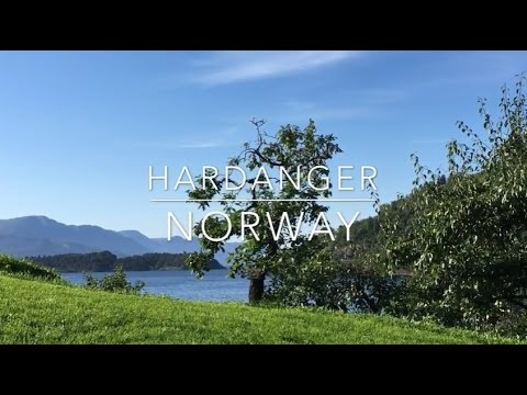 Beautiful Hardanger, Norway