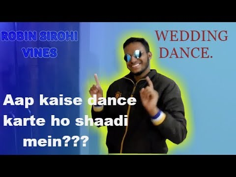 Funny indian wedding dance videos on haryanvi songs|Indian vines |viral videos||ft.ashish chanchlani