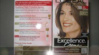 Loreal Paris Excellence Creme 7BB Review