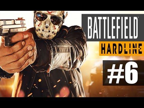 Battlefield Hardline - Прохождение на русском - ч.6 - Побег