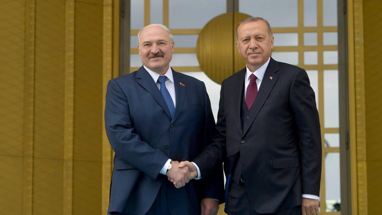 Переговоры Лукашенко и Эрдогана прошли в Турции