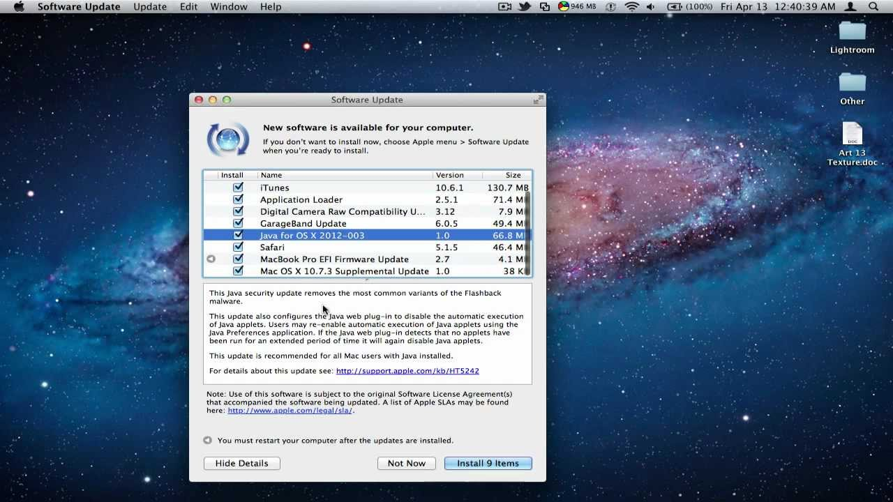 how to check virus in mac