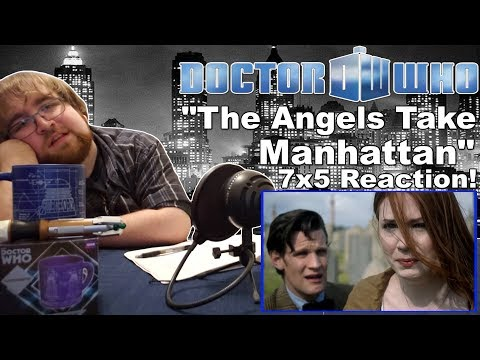 """Doctor Who (7x5): """"The Angels Take Manhattan"""" 