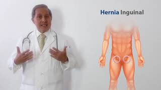 Tipos de Hernias | Dr. Ernesto Góngora