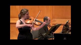 Arpeggione Sonata, Franz Schubert - Elizabeth York, viola