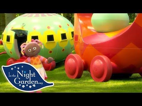 In The Night Garden 414 - Mr. Pontipine's Moustache Flies Away | Videos For Kids