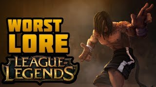 The Worst Stories of League of Legends