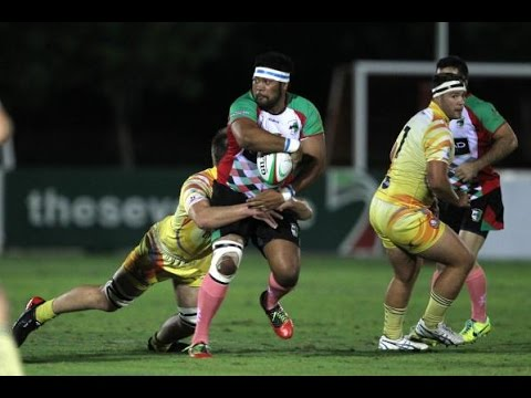 UAE Rugby Awards Player of the Season: Clendon Pene (Abu Dhabi Harlequins)