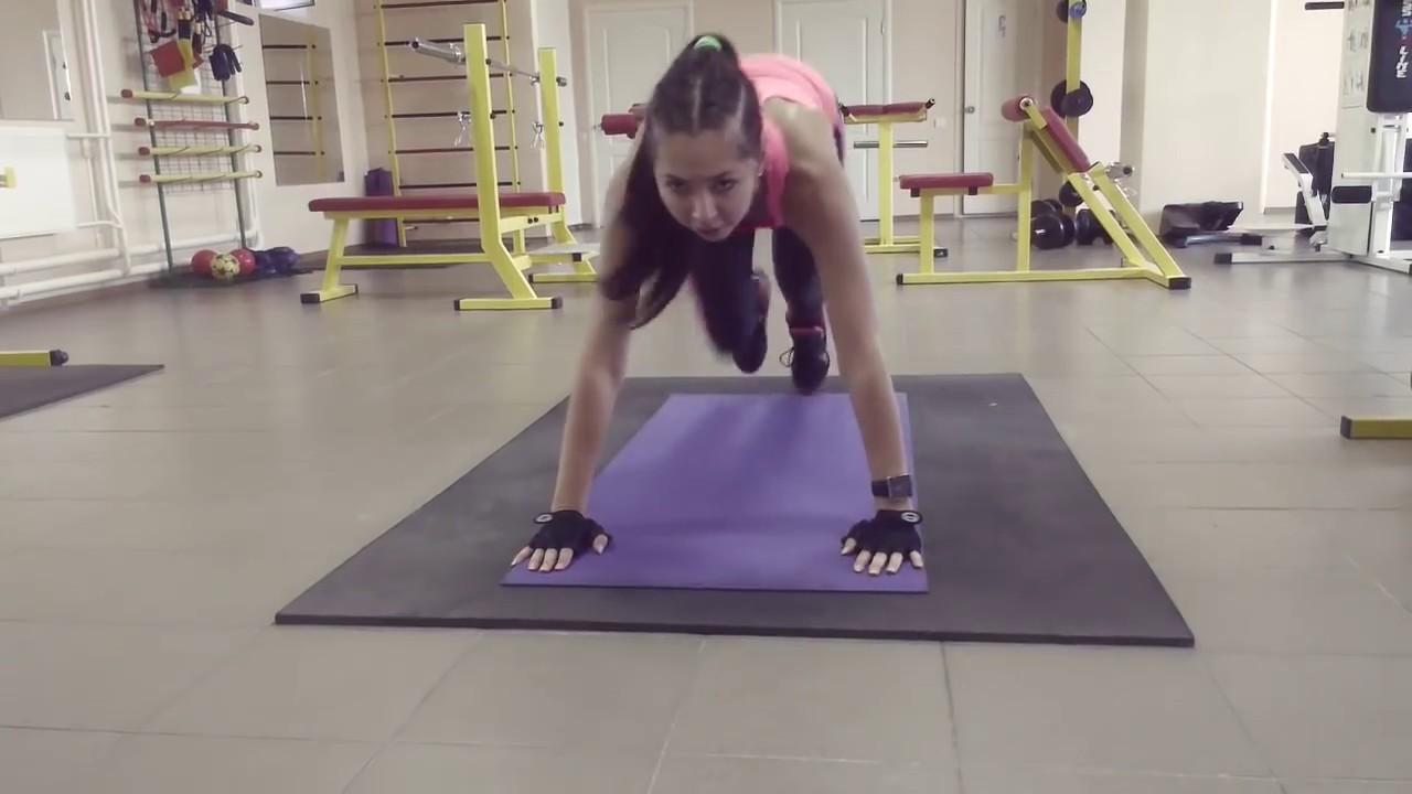 60 упражнения для похудения