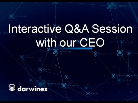 Interactive Q&A Session with our CEO