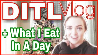 RAINY DAY IN THE LIFE OF A SAHM / WHAT I EAT