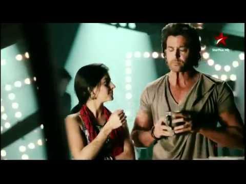 DOOB JAA-HRITHIK ROSHAN HD( Just Dance 20th Aug 2011 New Music Video Released).flv