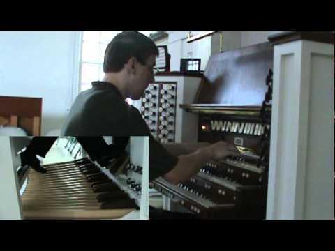 """""""Menuet Gothique"""" from Suite Gothique (Op. 25) by Léon Boëllmann"""