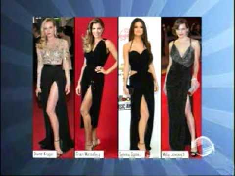 Liana Aragão Mostra Saias E Vestidos Com Fendas Para Todas As Ocasiões