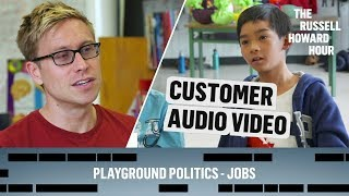 Playground Politics - Jobs