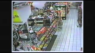 Porn thief   Funny stupid criminal steals porno mags on cam