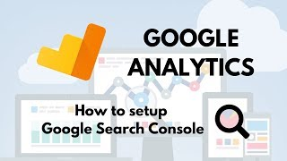 Google Analytics - Setup Google search console data sharing