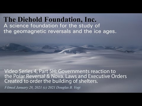 Series 4, Part 5H, Governments Cave building mistake & DARPAs tunnel contest & what it reall