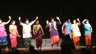 multifaith dance- punjabi bhangra (balle balle) (the shri ram school)