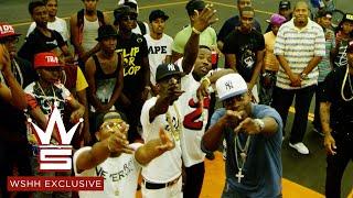 Смотреть клип Bleezy Ft. Uncle Murda, Maino, Troy Ave & Young Lito - Kyrie Irving Remix