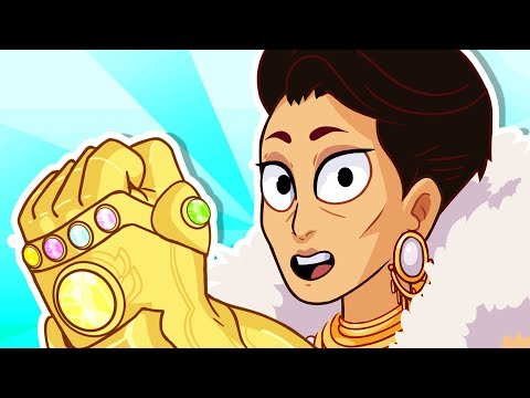 Yo Mama so Rich! Thanos - Avengers: Endgame