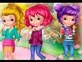 Strawberry Shortcake Spring Fashion, Disney Movie Cartoon Game for Kids.