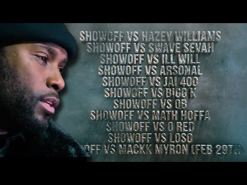 IS SHOWOFF THE KING OF RBE?