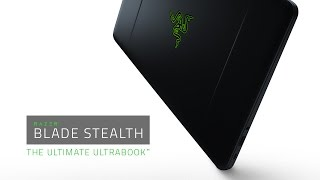 The New Razer Blade Stealth | The Ultimate Ultrabook™ thumbnail
