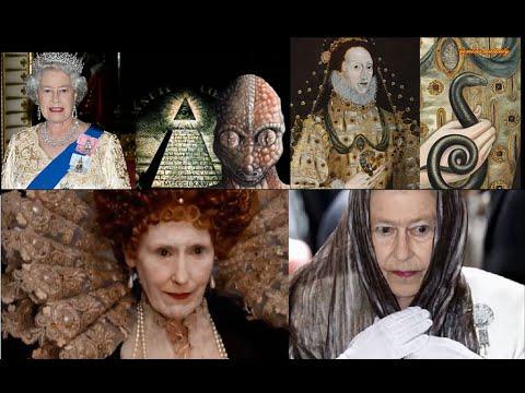 Queen Elizabeth's Ancestor Exposed As Reptilian - YouTube