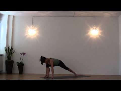 ATAIA Yoga - Anusara Inspired Sun Saluation by Elina