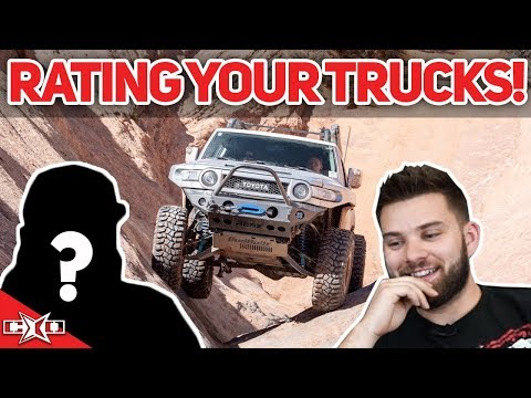 We Rate Your Trucks! || From The Gallery EP 16