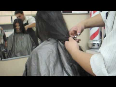 how to style my long hair cutting my hair for locks of 6493 | hqdefault