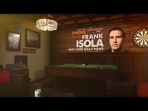 NY Daily News' Frank Isola Talks Knicks Chaos & the Eli Manning Controversy (Full Interview)