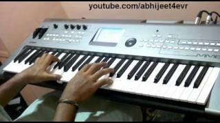 Vande Mataram Piano Instrumental