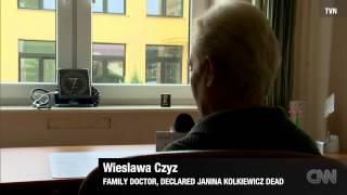 Polish woman wakes up at funeral home