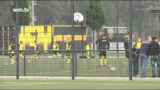Blickpunkt Nachwuchs: Dominik Reimann aus Münster spielt beim BVB