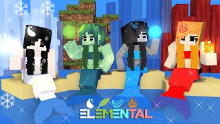 ELEMENTAL MERMAID - GIRL MONSTERS - MINECRAFT